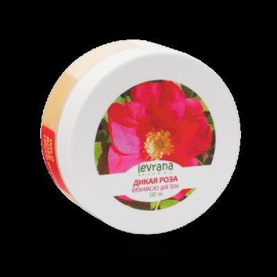 Крем-масло Дикая Роза 150 мл Леврана