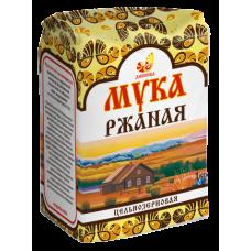 Мука Ржаная деревенская 1 кг Дивинка