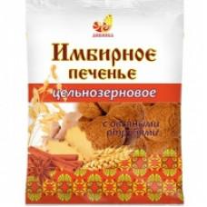 Печенье Овсяное Имбирное 300 гр Дивинка