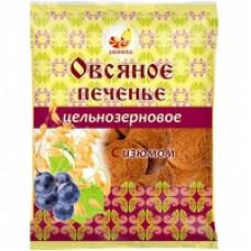 Печенье Овсяное с Изюмом 300 гр Дивинка