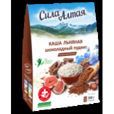 Каша Льняная Шоколадный пудинг 200 гр Специалист