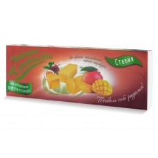 Конфеты желейные Манго-Маракуйя 90 гр Умные Сладости