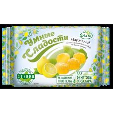 Мармелад Лимон 200 гр Умные Сладости