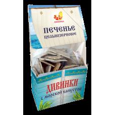 Печенье Дивинки с Морской капустой ц/з 150 гр Дивинка