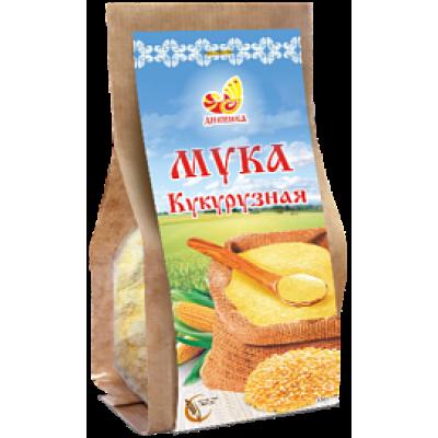 "Мука Кукурузная 300 гр Дивинка  от Экомаркет ""Овсянка"""
