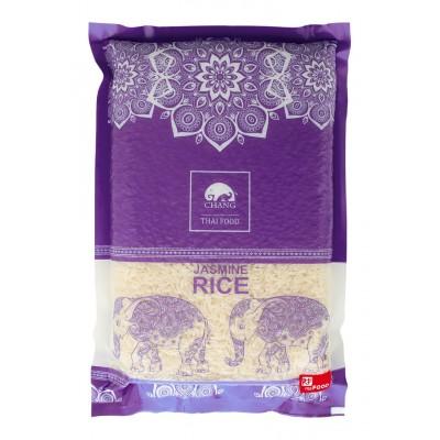 """Рис тайский Жасминовый 1 кг Chang  от Экомаркет """"Овсянка"""""""