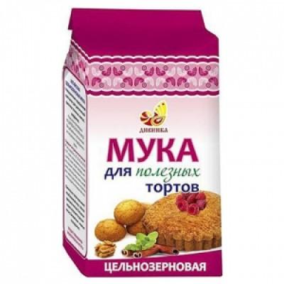 """Мука для Тортов ц/з 700 гр Дивинка  от Экомаркет """"Овсянка"""""""