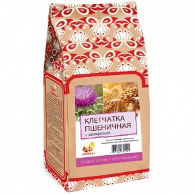 """Клетчатка пшеничная Расторопша пакет 300 гр Дивинка  от Экомаркет """"Овсянка"""""""