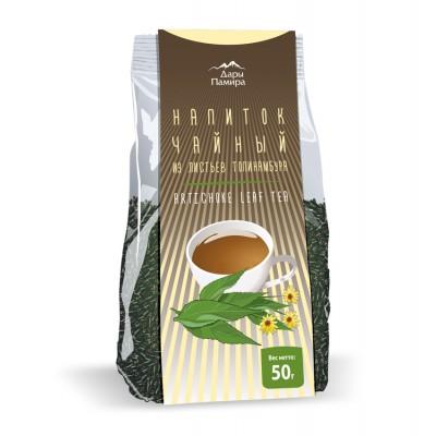 Чай из ферментированного листа топинамбура 50 гр Дары Памира