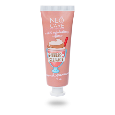 Neo Care Гель-эксфолиант MilkShake 30 мл Леврана