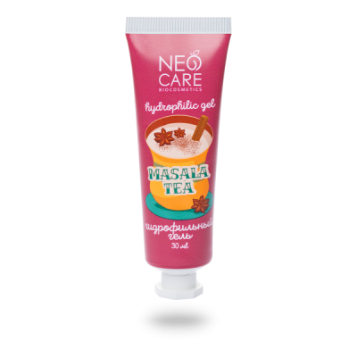 Neo Care Очищающий гидрофильный гель Masala tea 30 мл