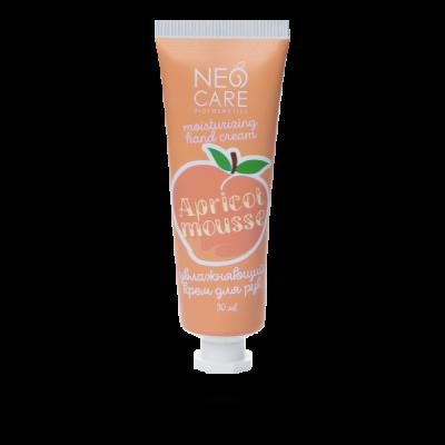Neo Care Крем для рук увлажняющий Apricot mousse 30 мл Леврана