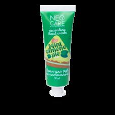 Neo Care Крем для рук питательный Mint almond pie 30 мл Леврана