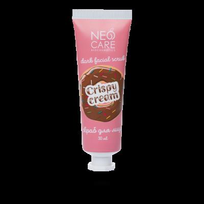 Neo Care Скраб для лица Crispy cream 30 мл Леврана