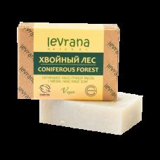 Натуральное мыло Хвойный лес 100 гр Леврана