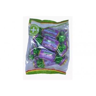 Конфеты желейные Черная смородина на сорбите со стевией глазированные 200 гр Нева Престиж