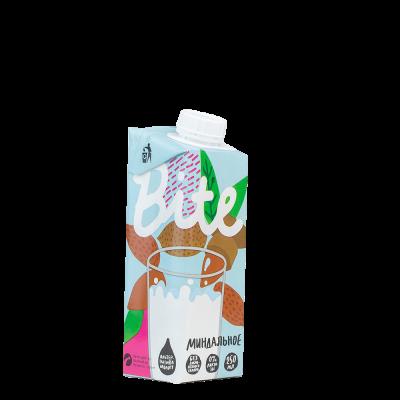 """Напиток Миндальный 250 мл Bite  от Экомаркет """"Овсянка"""""""