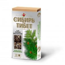 Сибирь-Тибет Черный чай с Можжевельником и Почкой кедра 96 гр Иван Да