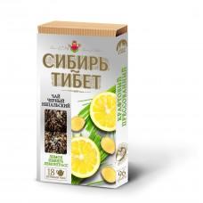 Сибирь-Тибет Черный чай с Лемонграссом и Имбирем 96 гр Иван Да