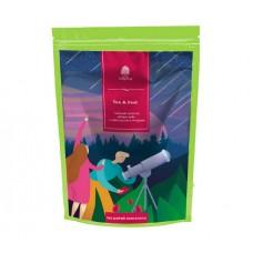 Чайный напиток Иван-чай с Гибискусом и Ягодами Звездный долждь 50 гр Сибирский кедр
