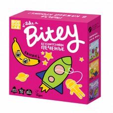 Печенье Безглютеновое Банан 125 гр Байт