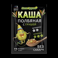Каша порционная Полбяная с Грушей 30 гр Компас Здоровья