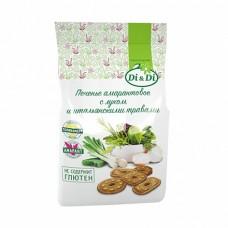 Печенье Амарантовое с Луком и Итальянскими травами 160 гр Умные сладости