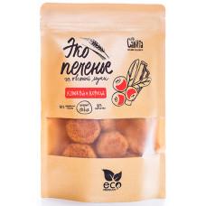 Эко-печенье Клюква, корица 280 гр Савита