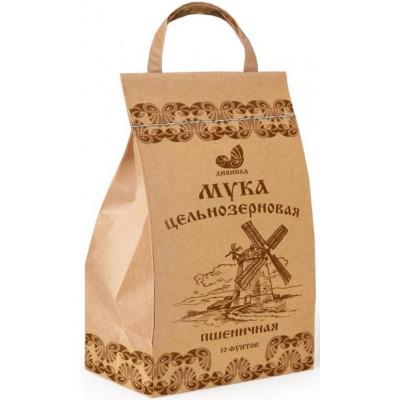 """Мука Пшеничная 1 сорт 4,1 кг Дивинка  от Экомаркет """"Овсянка"""""""