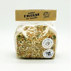 Каша РУССКАЯ с полбой и овощами 250 гр Поздний Завтрак