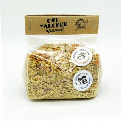 Суп ТАЙСКИЙ пряный  250 гр Поздний Завтрак