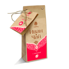 Иван-чай с Малиной крафт 50 гр Сибирский кедр