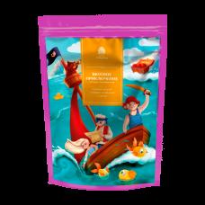 Чайный напиток Вкусное приключение Ройбуш с Клубникой и мятой 60 гр Сибирский кедр