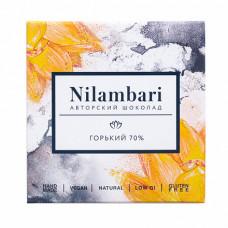 Шоколад Nilambari Горький 70% 65 гр Гринмания