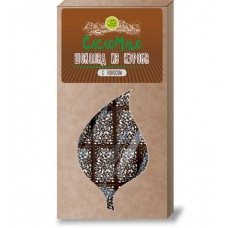 Шоколад из Кэроба необжаренного с Кокосом 85 гр Дары Памира