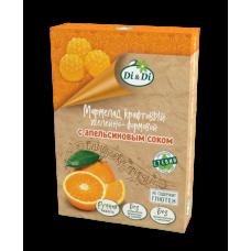 Мармелад крафтовый с Апельсиновым соком 155 гр Умные Сладости