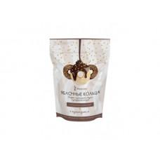 Яблочные кольца в молочном шоколаде 100 гр Экофермер