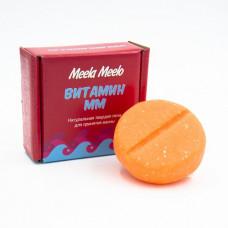 Твердая пена для ванны Витамин ММ 100 гр МилаМило