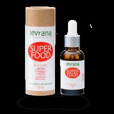 Сыворотка для лица SUPER FOOD 30 мл Леврана