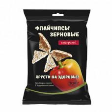 Флайчипсы зерновые с Паприкой 40 гр