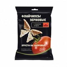 Флайчипсы зерновые с Томатом Острые 40 гр