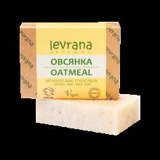 Натуральное мыло Овсянка 100 гр Леврана