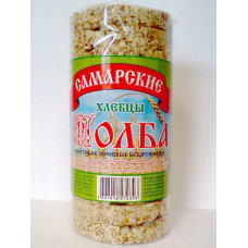 Хлебцы Самарские круглые Полба 100 гр