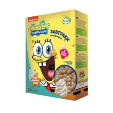 Завтраки Амарантовые Губка Боб в Сливочной глазури 250 гр Умные Сладости