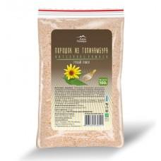 Порошок из Топинамбура с клетчаткой (грубый помол) 100 гр Дары Памира