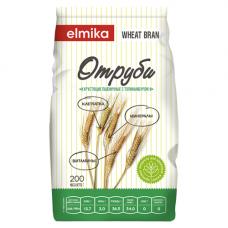 Отруби хрустящие Пшеничные с топинамбуром 200 гр Эльмика