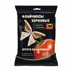 Флайчипсы зерновые с Томатом и Оливками 40 гр