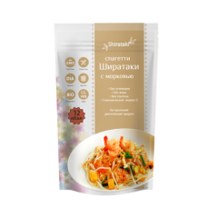 Спагетти Ширатаки с Морковью