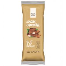 Шоколад без сахара Konjak Миндальный 30 гр Ширатаки