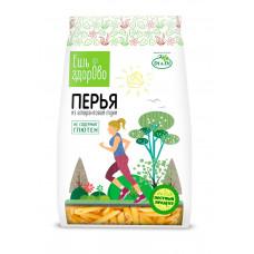 Макаронные изделия Перья Безглютеновые 250 гр Умные сладости